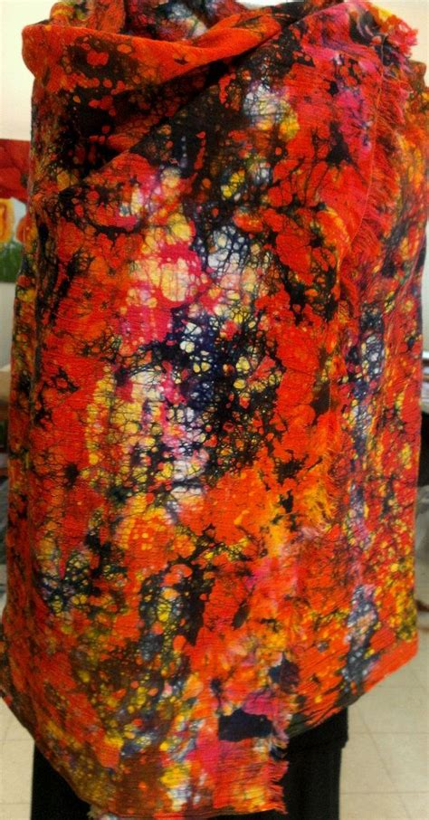 Tutorial Segiempat Batikascarf Original 10 best wax batik images on batik silk painting and wax