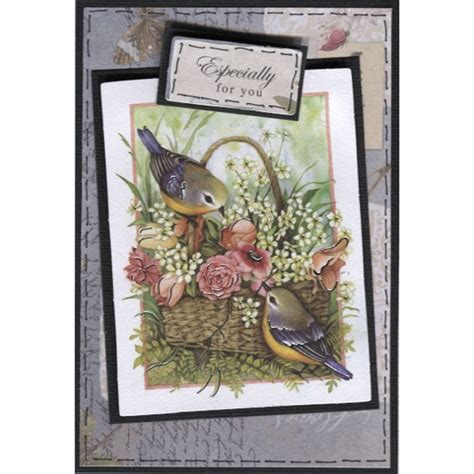 Decoupage Cards Ideas - 8 best s foiled decoupage cards images on