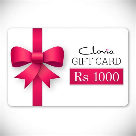 1000 gift card method gift card 1000 shopping clovia