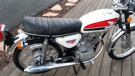 Knalpot Honda Cb100 By Loak Cb restored 1972 honda cb100