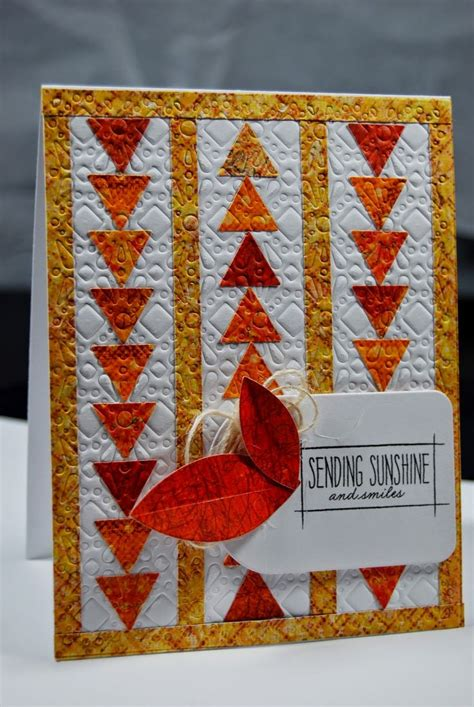 Patchwork Cards - 250 best images about sting ideas quilt cards on
