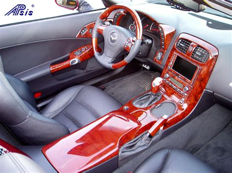 Cars With Wood Interior by Apsis Lamination Wood Dashes