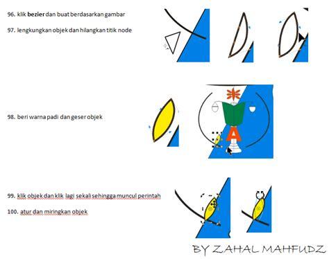 cara membuat logo yayasan dengan corel draw x4 cara membuat logo sma 1 bulukumba di coreldraw zahal