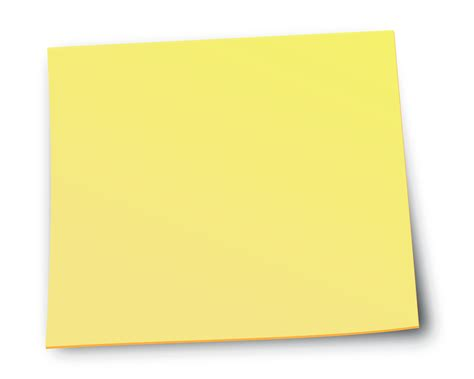 Sticky Notes big image png