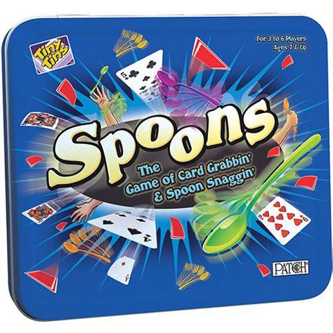 Teaspoon Gift Card - spoons card game 093514067720 calendars com