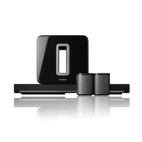 sonos 5 1 home theater system brings true surround sound