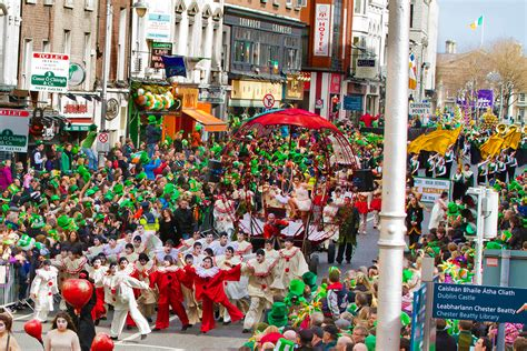 st s day in ireland 10 best st s day celebrations