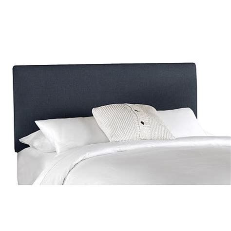 Linen Upholstered Headboard Queen 7053949 Hsn