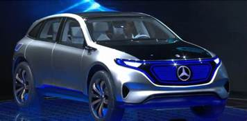 Electric Mercedes Mercedes Electric Suv Production In 2019 Photos
