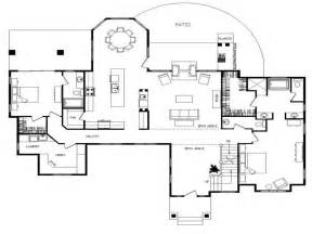 ranch floor plans with loft one floor log cabins with loft joy studio design gallery