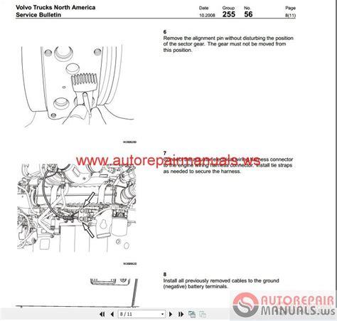 volvo d13 engine schematic engine automotive wiring diagram