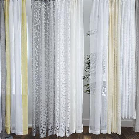 citron colored curtains colorblock linen curtain white citron west elm