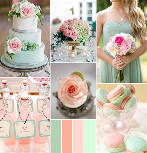 pretty wedding colors fabulous pink wedding color combo ideas for different