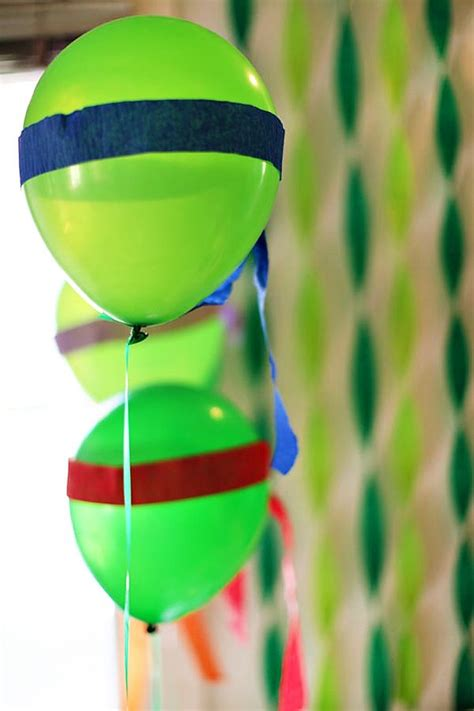 Ea Decorate Happy Birthday Balloon 25 best ideas about turtle balloons on