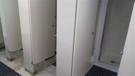 showers in bathroom near pool picture of brialee rv