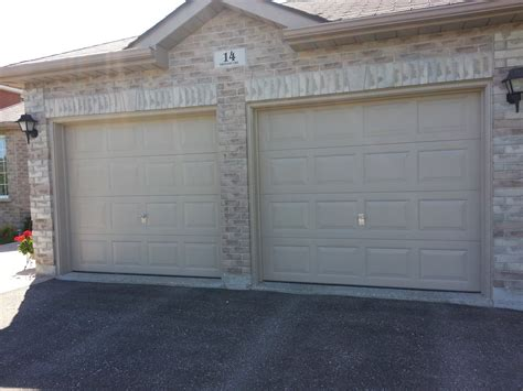 Exterior Garage Door by Exterior Garage Door Painting Barrie Artisticapainting