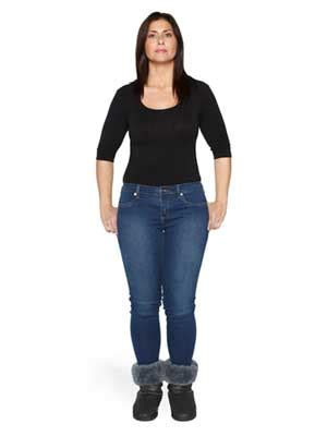 Jeans for pear shaped body type moonmicrosystem
