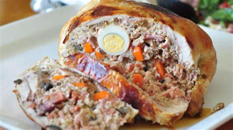 What Is An Eat In Kitchen Roast Stuffed Chicken Rellenong Manok Recipe Sbs Food