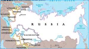 Outline Map Of Russia And Northern Eurasia by Northern Eurasia Map Adriftskateshop