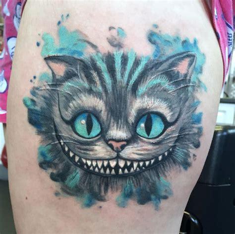 cheshire cat tattoos healed photo of tim burton cheshire cat