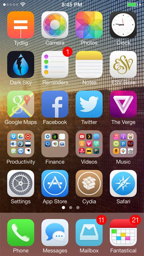 themes for jailbroken iphone ayeris review the best ios 7 theme for jailbroken iphone