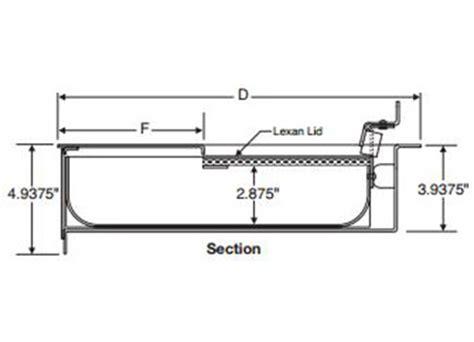 schublade schnitt bullet resistant deal drawers bullet resistant drawers
