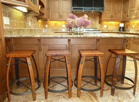 kitchen island with barstools design vignettes comparing kitchens