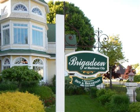 mackinaw city bed and breakfast brigadoon bed and breakfast bed and breakfast 207 langlade street in mackinaw city
