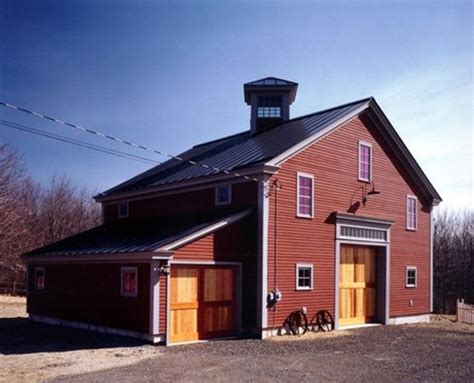 house and barn barn style guest house for the home pinterest