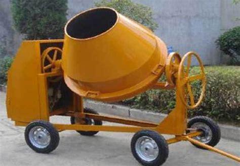 large capacity stone concrete mixerconcrete mixer machine