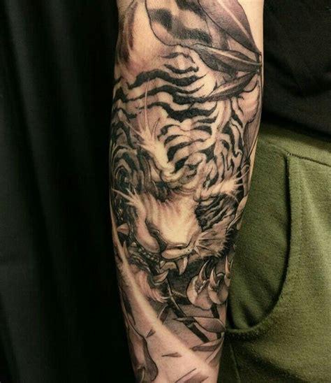 irezumi tattoo designs impressive tiger i how fierce it looks