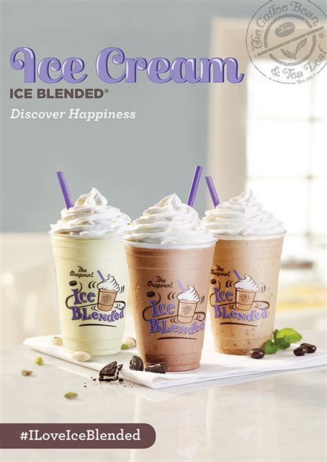 Coffee Bean Blended by Discover Happiness With Coffee Bean And Tea Leaf S