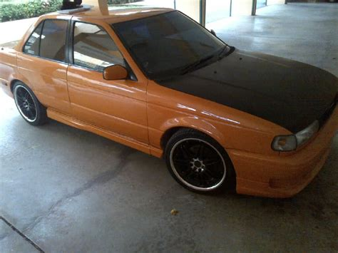 nissan sunny modified nissan sunny b13 modified image 32