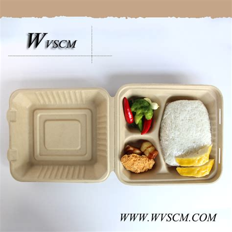 Paper Tray Tray Lunch Box biodegradable wholesale paper trays lunch boxes disposable