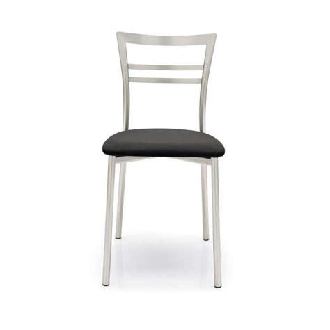 but chaise de cuisine chaise de cuisine design en m 233 tal go 4 pieds tables