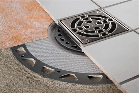 schluter 174 kerdi line drains shower system schluter com