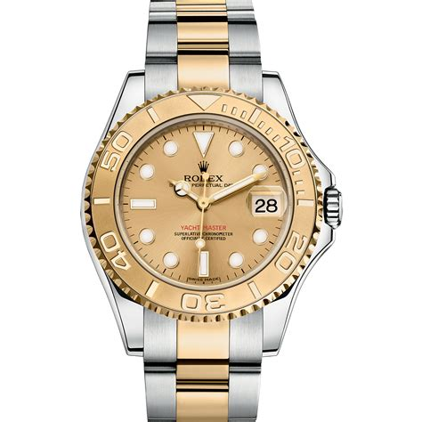 Rolex Yacht Grade 6 rolex yachtmaster gold and silver