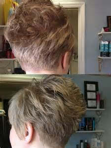 stacked shaggy haircuts 175 best images about short hair cuts on pinterest pixie