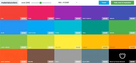 color material best material design color palette generating tools on