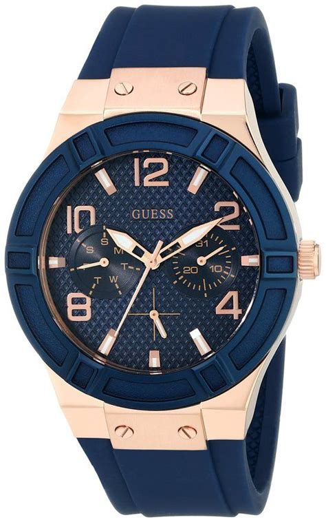 Guess W0041g2 Brown Rosegold 53 best watches images on rolex watches