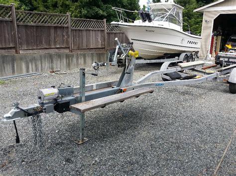 used boat trailers nanaimo escort 7500 galvinized boat trailer cedar nanaimo