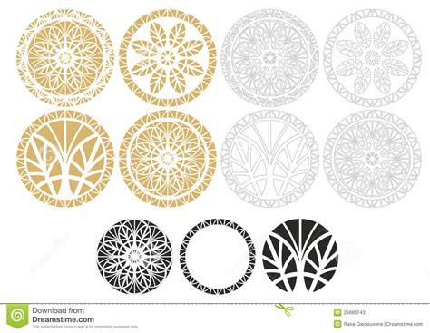 geometric ornaments geometric ornaments stock photos image 25685743