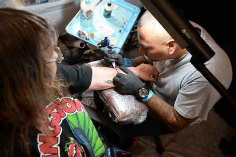 tattoo expo houston inkmasters expo attracts beaumont tattoo enthusiasts