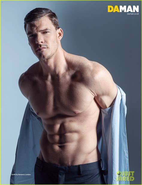 Sepatu Semi Boot Paul Marc Original alan ritchson bares ripped shirtless for da mag