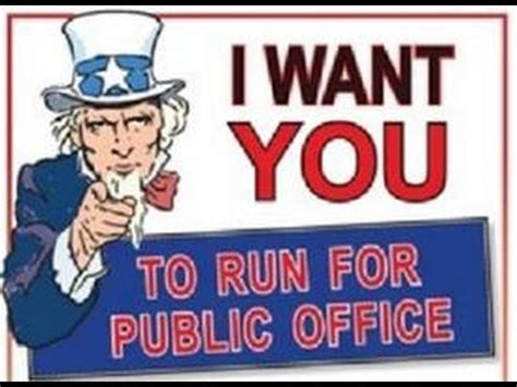 Run For Office will you run for office happy new year my goals