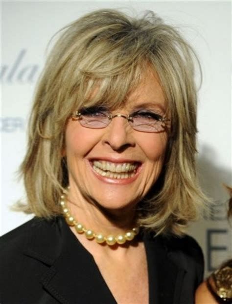 diane keatons layer cut just plain stupid creepy things part 1 diane keaton