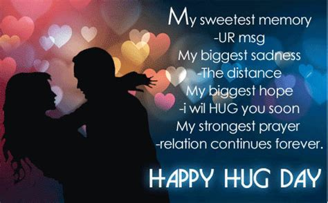 Best Hug Day 2015 Quotes Pic Messages,SMS   Happy Hugging