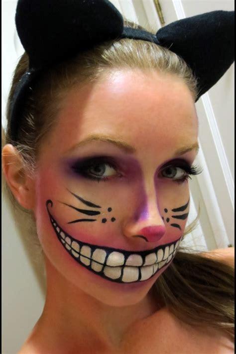 diy cat costume makeup cheshire cat costume idea theworldilove