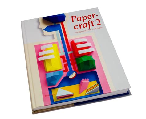 Paper Craft Using Books - gestalten papercraft 2
