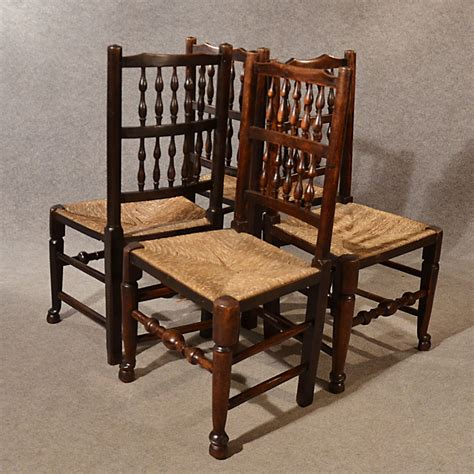 antique kitchen furniture antique kitchen dining chairs lancashire spindle